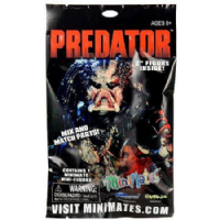 "Predator MiniMates Series 1: 2"" Figure in Foil Bag - LOT OF 4"